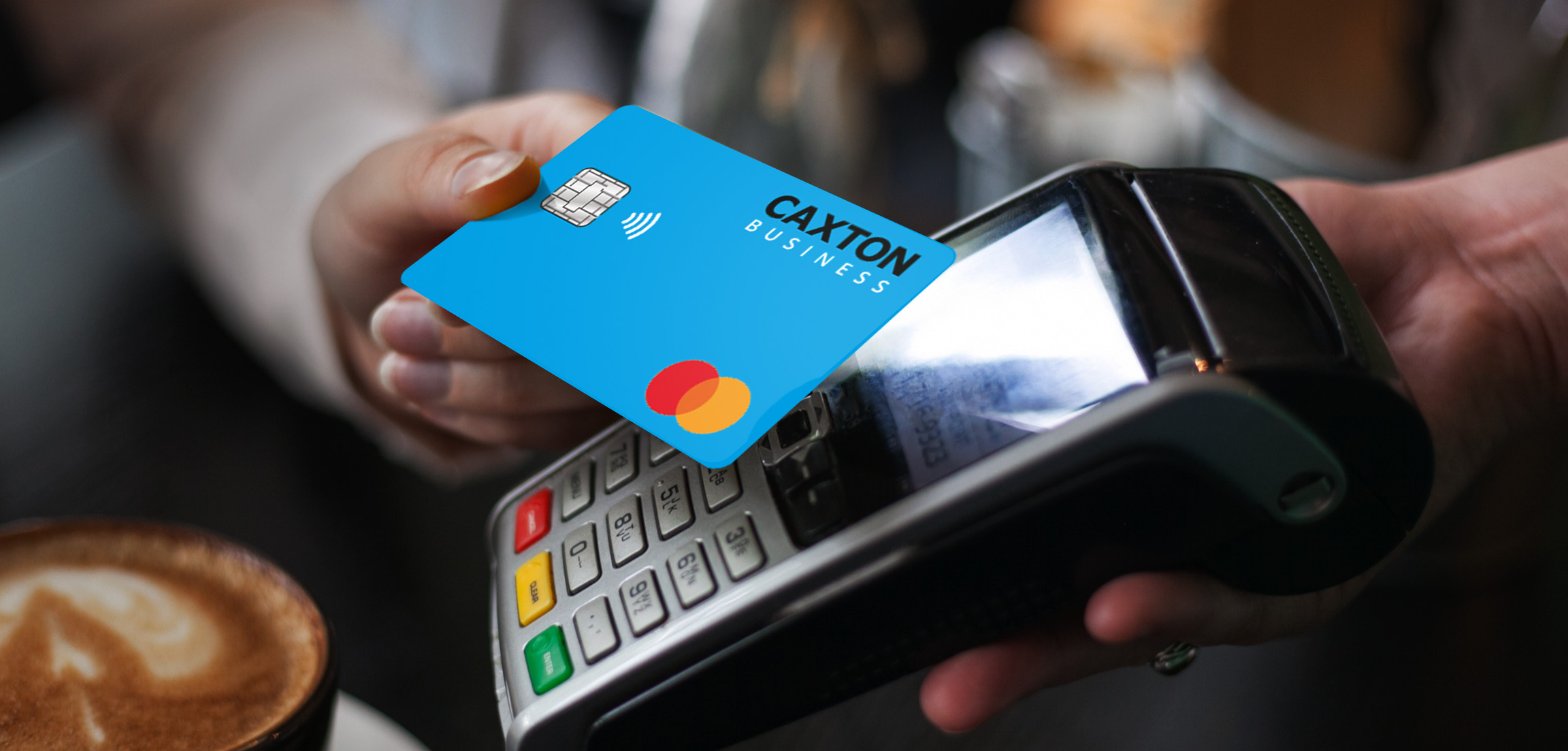 allpay.cards Designs & Manufactures Caxton's New Sterling Card for Corporate Expense Management