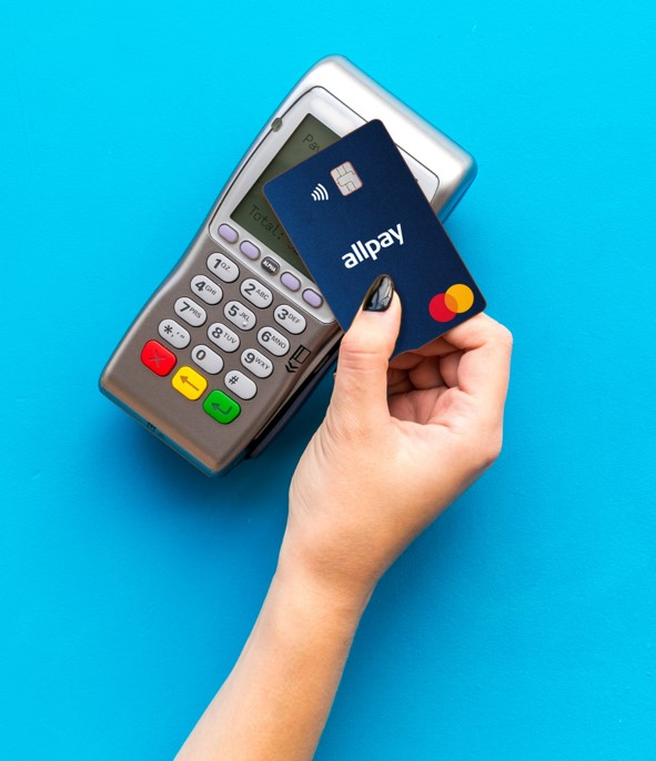 Staff Give New allpay.cards' Prepaid Card the Thumbs Up!