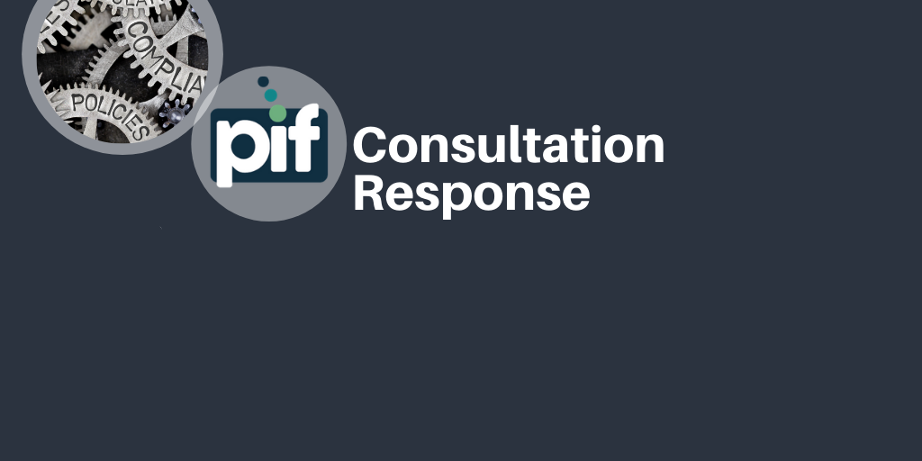 PIF response to FCA consultation on SCA-RTS
