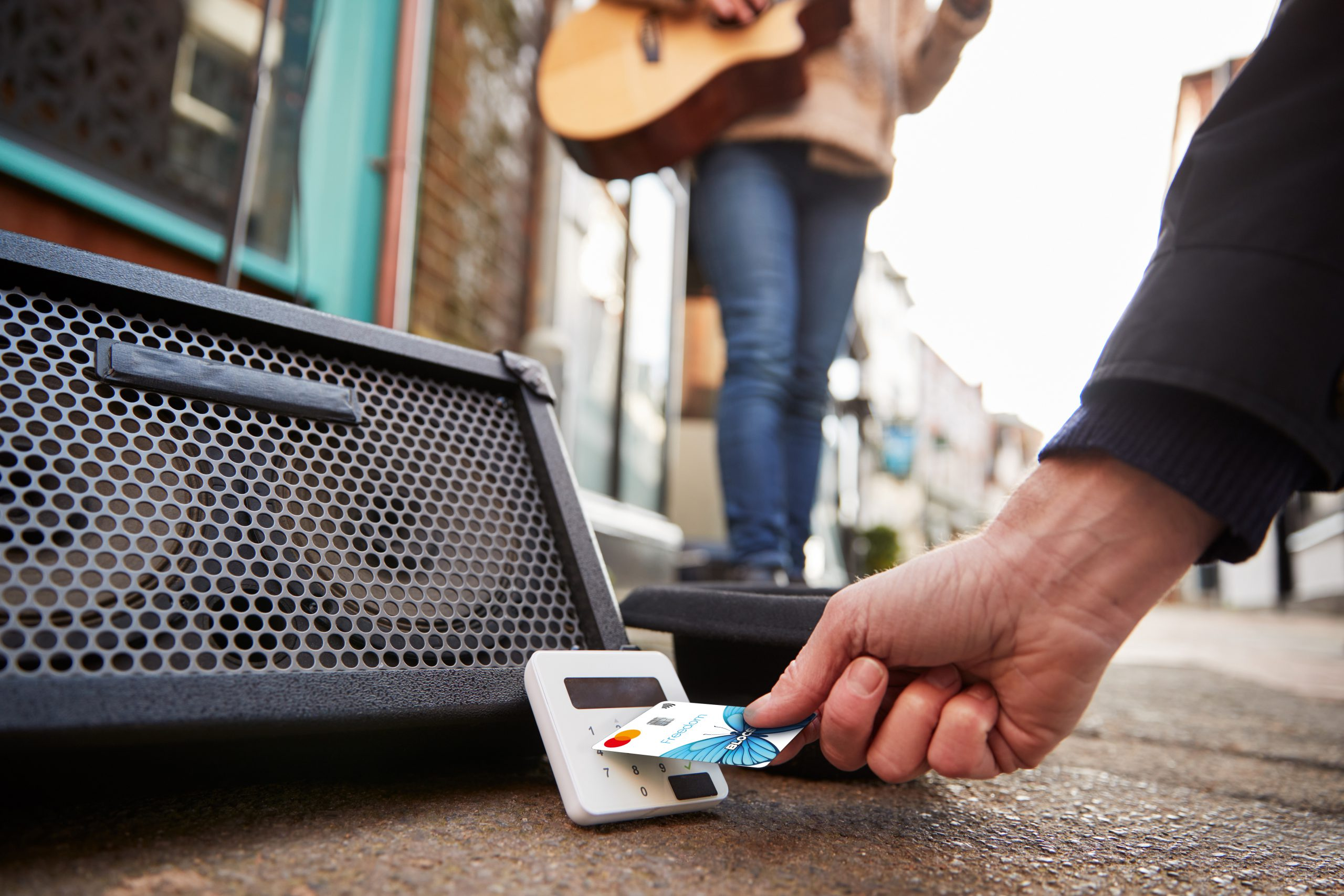 """allpay/Blocser card launch tells gig workers: """"You're worth it"""""""